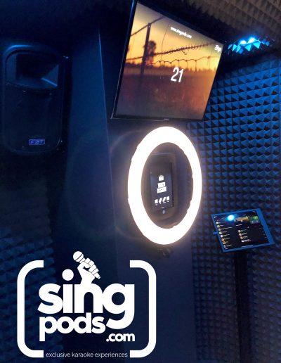 SingPods in the pod 2